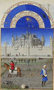 Les Tres Riches Heures de  Jean Duc du Berry