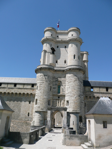 Castle Vincennes